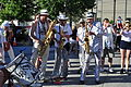 Honk Fest West 2015, Georgetown, Seattle - Carnival Band 30 (19068958495).jpg