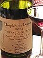 Hospices de Beaune Volnay-Santenots wine.jpg