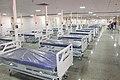 Hospital de campanha da Arena Mané Garrincha tem 173 leitos (49884215193).jpg