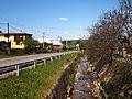 Hostovice route 567 centre village.jpg