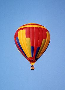 Balloon (aircraft) - Simple English Wikipedia, the free ...