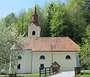 Hotavlje Slovenia - Church of St Lawrence.JPG
