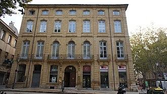 Georges Vallon - Image: Hotel du Poet by JMC