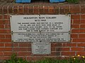 Houghton Main Colliery plaque - geograph.org.uk - 480748.jpg