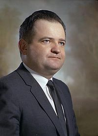 House of Representatives Sergeant at Arms Eugene A. Prince, 1967.jpg