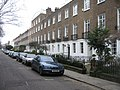 Houses in Edwardes Square - geograph.org.uk - 1540804.jpg