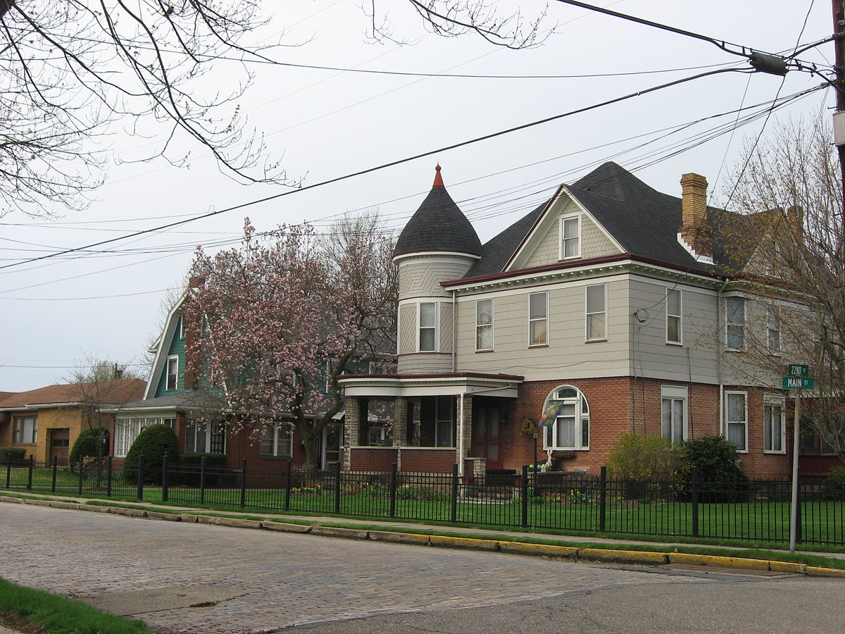 Wellsburg Historic District Wikipedia