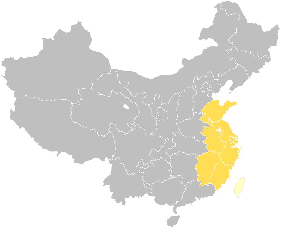 Huadong China