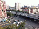 Huayuan Bridge from CNU (20141106101258).JPG