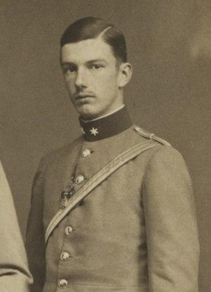 Archduke Hubert Salvator of Austria - Image: Hubert Salvator Habsburg 1914