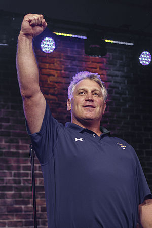 Brett Hull - Hull in 2014.