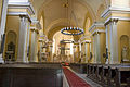 Hungary - Satoraljaujhely - St Stephen's church interior.jpg