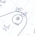 Hurricane Glenda surface analysis July 20, 1963.png