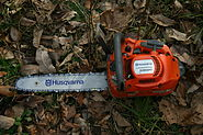 Husqvarna 338XPT with chisel blade 001