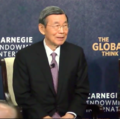 Hyun Hong-choo speaking to the Carnegie Endowment for International Peace on 9 September 2015.png