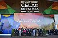 III Cumbre de la CELAC, foto familiar 2015 Costa Rica 01.JPG