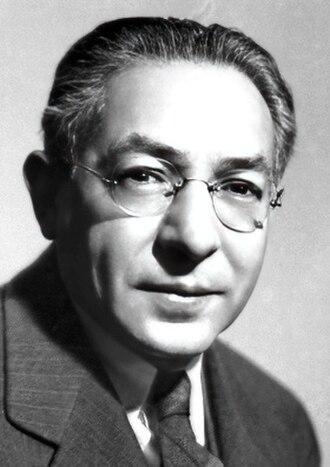 Isidor Isaac Rabi - Rabi, photographed in 1944
