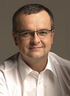 Miroslav Kalousek Czech politician