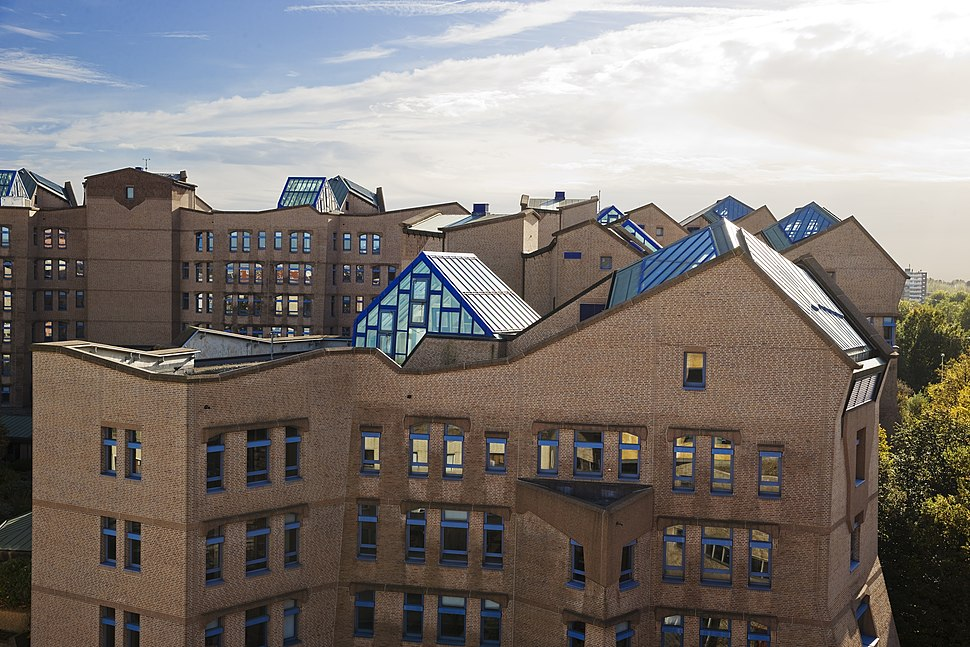 ING Bank Headquarters at Amsterdamse Poort 02
