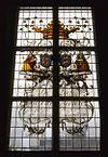 interieur, glas in loodraam - drachten - 20261680 - rce