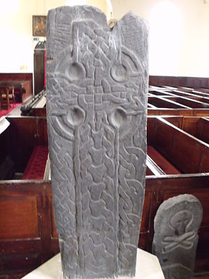 Michael, Isle of Man - Gaut's Cross