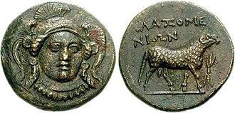 Klazomenai - Coinage of Klazomenai, Ionia, circa 386-301 BC