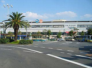 Ibaraki-shi Station Railway station in Ibaraki, Osaka Prefecture, Japan