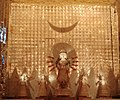 Idol of Goddess Durga (Ceremonial Worship) 09.jpg