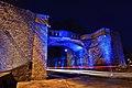Ieper-België - RijselPoort in Blue.jpg