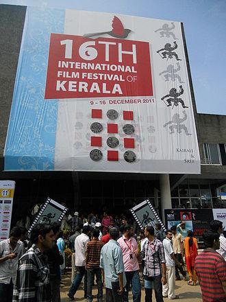 International Film Festival of Kerala - Main venue of 16th Iffk 2011 at Kairali