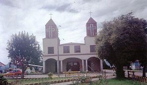 Puqueldón - Church