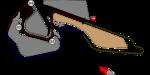Igora Drive Circuit Vector map.png