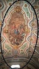 A Capela de Nazaré transportada por Anjos
