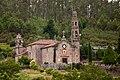 Igrexa de San Xulián de Bastavales, Brión, Galiza 2.jpg