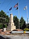 IllinoisIndiana State Line Boundary Marker