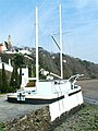 Imitation boat at Port Meirion Hotel - geograph.org.uk - 407365.jpg