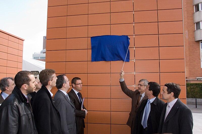 File:Inauguration Pole Evry-CC 20080323 MG 3231.jpg