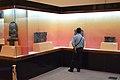 Indian Buddhist Art Exhibition - Ground Floor - Indian Museum - Kolkata 2016-03-06 1664.JPG