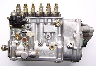 Injection pump - Inline diesel injection pump