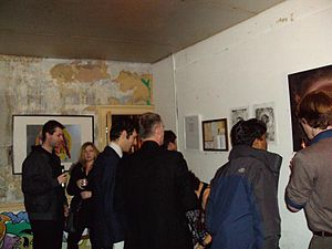 Intentism - Intentist Exhibition 2010, Hoxton