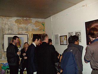 Intentism - Intentist Exhibition 2010, Hoxton
