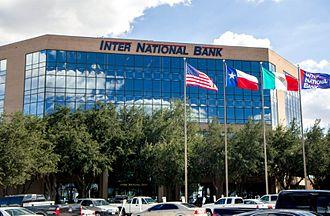Inter National Bank - Inter National Bank Headquarters, McAllen Texas