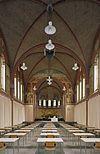 interieur kapel, overzicht naar het oosten - maastricht - 20353952 - rce