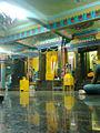 Interior of a temple at Nizampet 2013-12-10 20-58.jpg