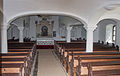 Interior of an Evangelic church, Dörgicse .jpg