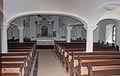 Interior of an Evangelic church, Dörgicse .jpg