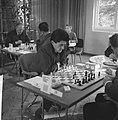 Internationaal Schaaktoernooi in Zevenaar. Matanovitch, Bestanddeelnr 913-1226.jpg