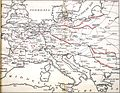 International trains from Belgium 1933.jpg