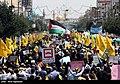 Iranians taking part in Quds Day rallies, Mashhad, 2017 - 2.jpg