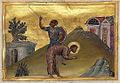 Irenarchus at Sebaste (Menologion of Basil II).jpg